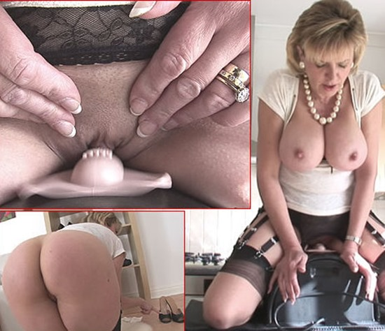 lady-sonia-riding-the-sybian